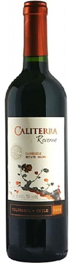 Caliterra Reserva Carmenere - 750ml
