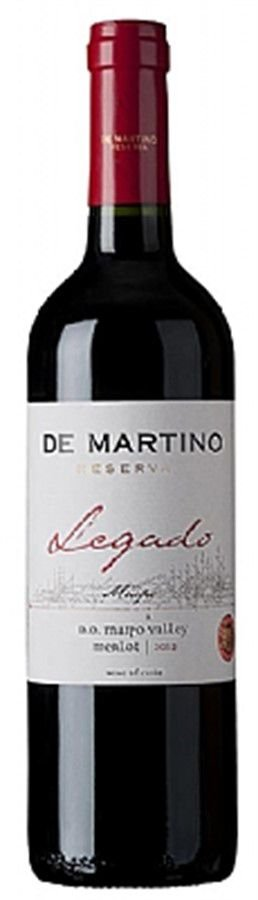 De Martino Gran Reserva Legado Merlot  - 750ml