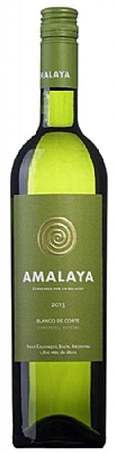 Amalaya Blanco de Corte - Torrontes / Riesling - Bodega Colomé - 750ml