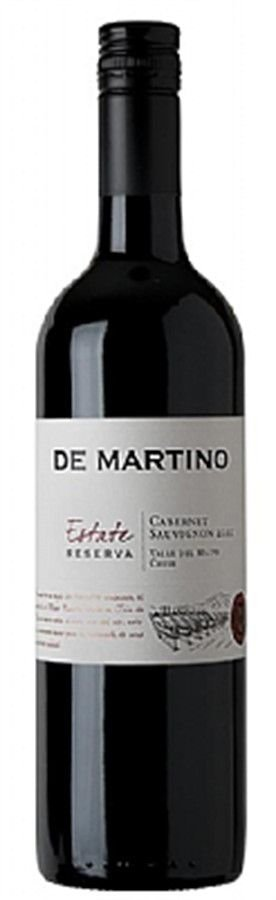 De Martino Estate Reserva Cabernet Sauvignon - 750ml