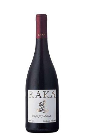 Raka Biography Shiraz - 750ml