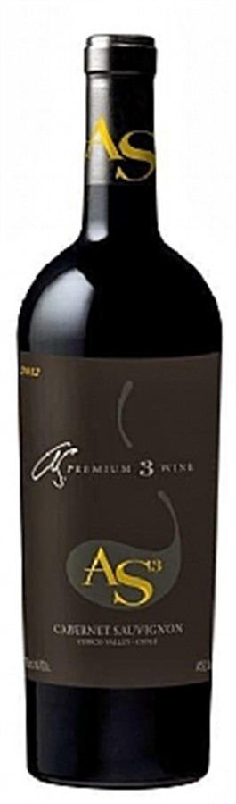 Trio AS3 Premium Cabernet Sauvignon - 750ml