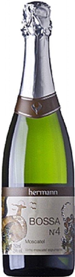Espumante Hermann Bossa Nº 4 Moscatel - 750ml
