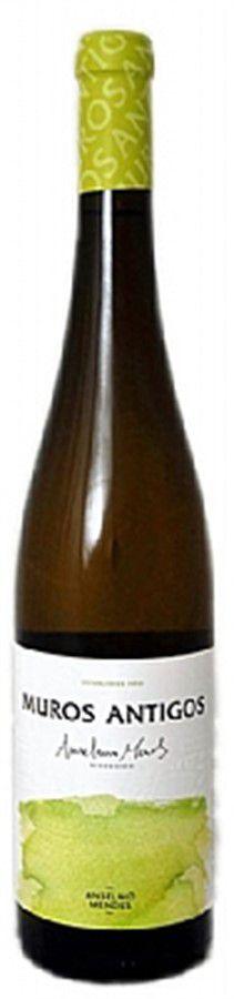 Anselmo Mendes Muros Antigos Loureiro Vinho Verde - 750ml
