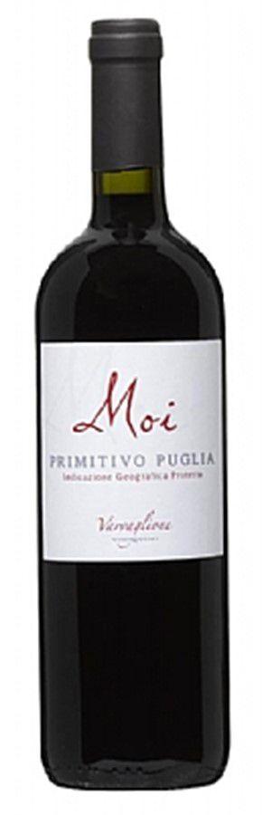 Vinho Moi Primitivo Puglia IGP - 750ml
