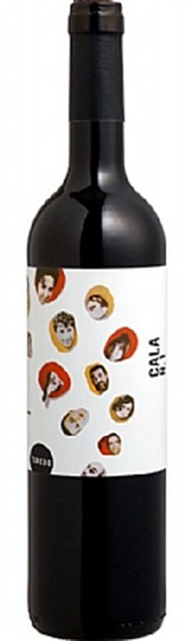 Vinho Tinto Espanhol Tinedo Cala Nº1 - 750ml