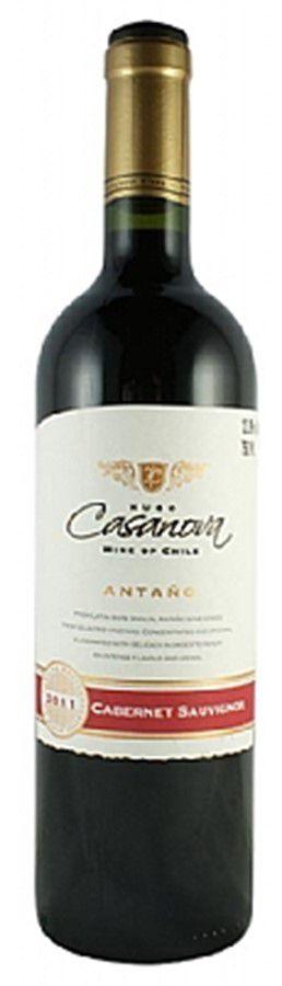 Hugo Casanova Antaño Reserve Cabernet Sauvignon - 750ml