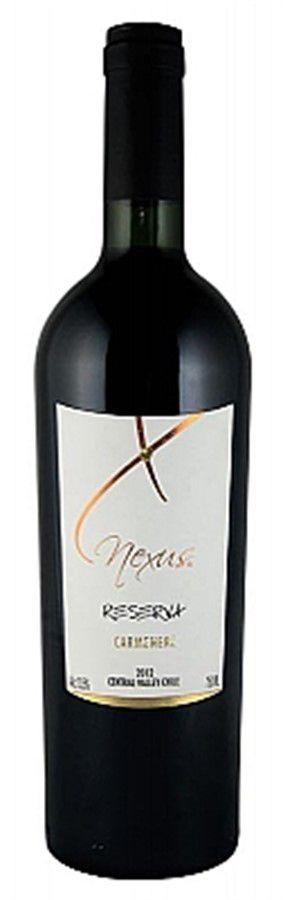 Nexus Reserva Carmenère - 750ml