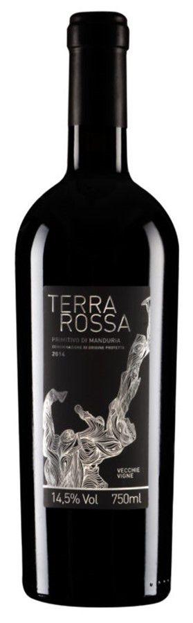 Terra Rossa Primitivo di Manduria Vecchie Vigne DOP - 750ml