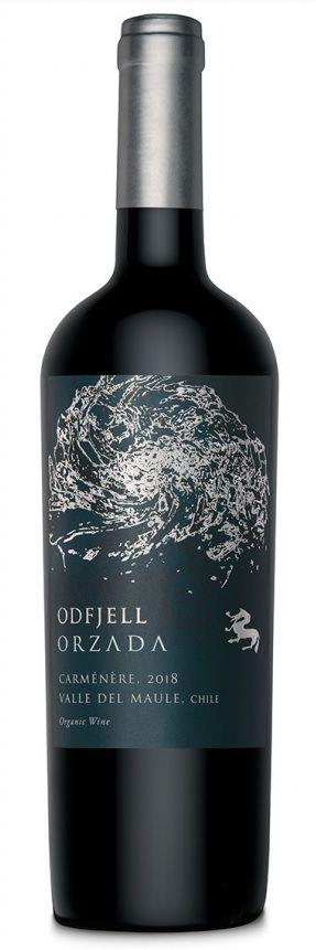 Odfjell Orzada Carmerère Orgânico - 750ml
