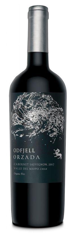 Odfjell Orzada Cabernet Sauvignon Orgânico - 750ml