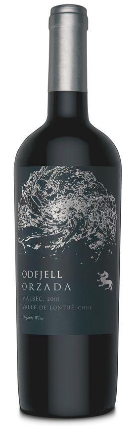 Odfjell Orzada Malbec Orgânico - 750ml