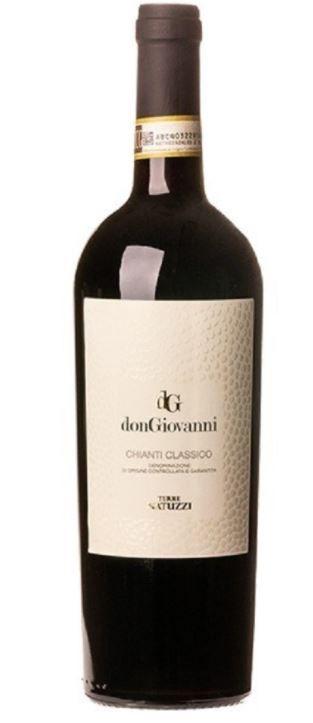 Terre Natuzzi Don Giovanni Chianti Classico DOCG - 750ml