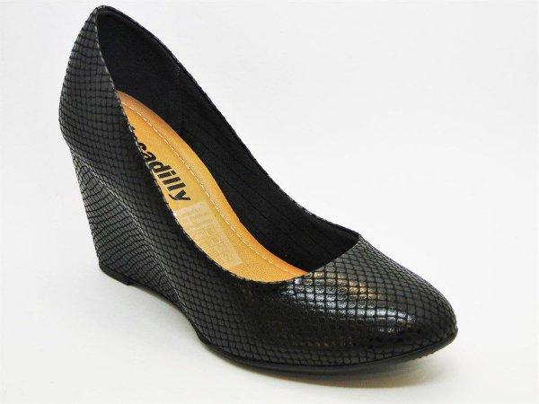 SAPATO PICCADILLY ANABELA 691001