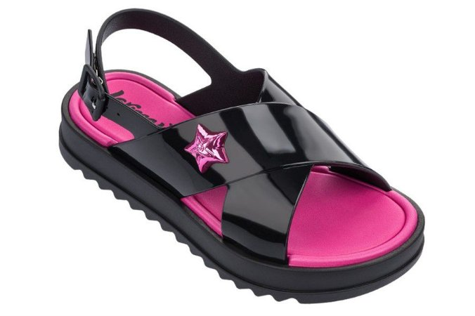 SANDÁLIA INFANTIL LARISSA MANOELA FLAT POWER FASHION II 21631