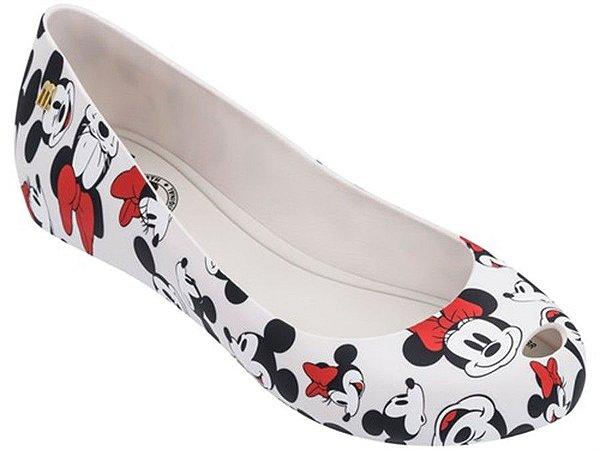 Sapatilha Ultragirl  Mickey Melissa 32659