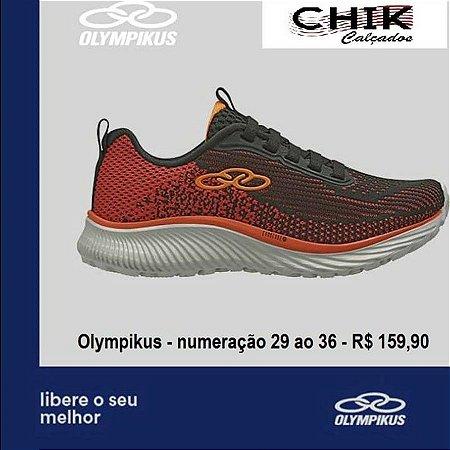 TÊNIS OLYMPIKUS OXIDE KIDS 723