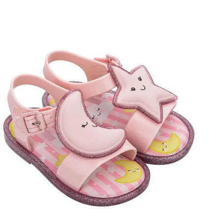 SANDÁLIA MINI MELISSA MAR SANDAL SWEET DREAMS 32769