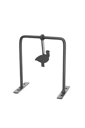 Alvo Pêndulo Unitário Peru Escala 1-10 Chapa 2,5mm