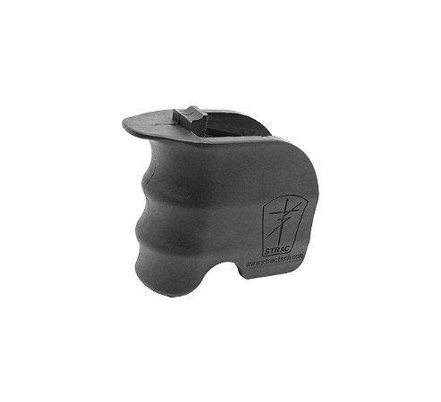 Airsoft Grip Mag Well (Strac) Black - Cyma