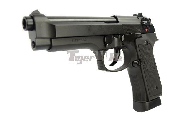 Pistola Airgun M9 KJW Co2 4,5mm - Full Metal