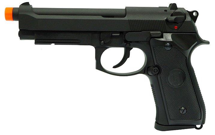 Pistola Airsoft M9A1 KJW Gbb 6mm - Full Metal