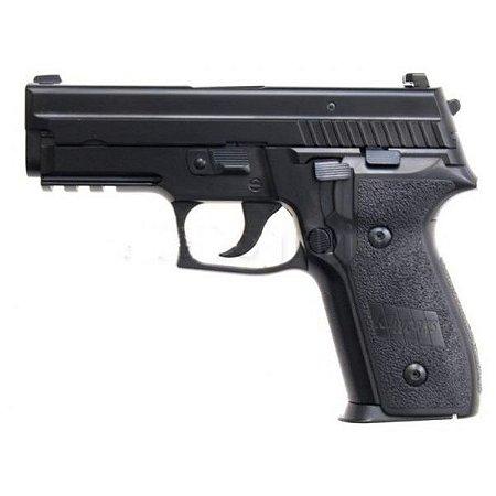 Pistola Airsoft Sig Sauer P229 KJW GBB 6mm - Full Metal