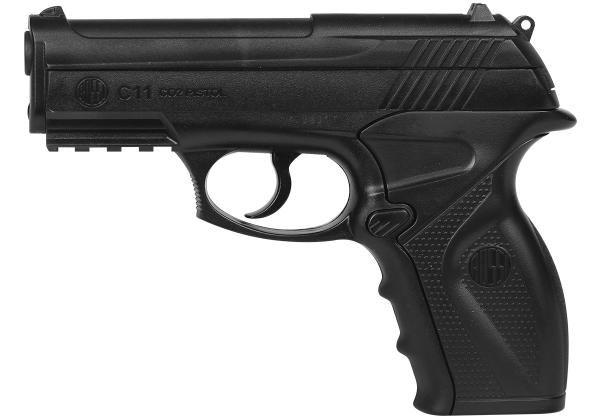 Pistola Airgun WG C11 Co2 4,5mm