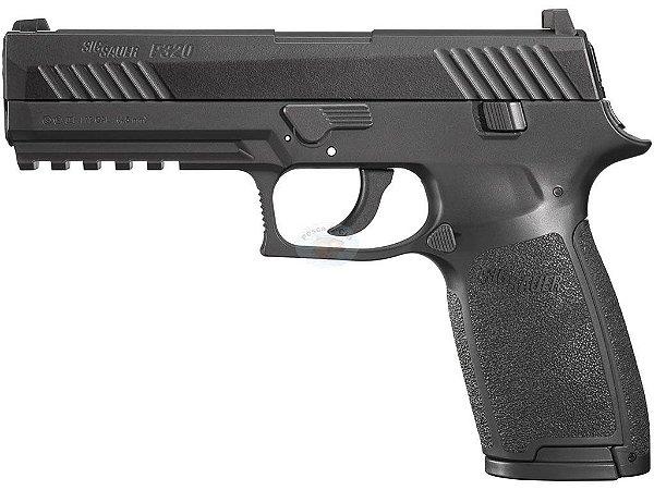 Pistola Airgun Sig Sauer P320 Pellet Co2 4,5mm