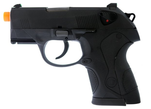 Pistola Airsoft Px4 Bulldog Compacta Black We GBB 6mm