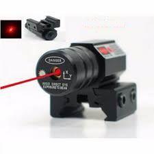 Mira Laser Airsoft para trilhos de 11/20 mm