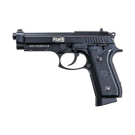 Pistola Airgun PT99 PFAM9B Crosman Co2 4,5mm - Full Metal