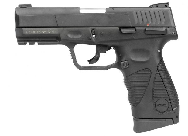 Pistola Airgun 24/7 Gen.2 KWC Co2 4,5mm