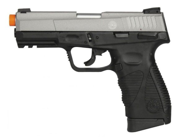 Pistola Airsoft Taurus 24/7 Gen.2 Dual Tone Co2 6mm
