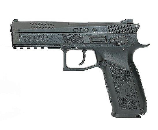 Pistola Airgun Pellet CZ P-09 ASG Co2 4,5mm