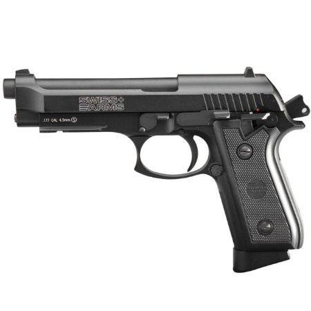 Pistola Airgun (Taurus PT92) SA P92 Co2 4,5mm - Full Metal