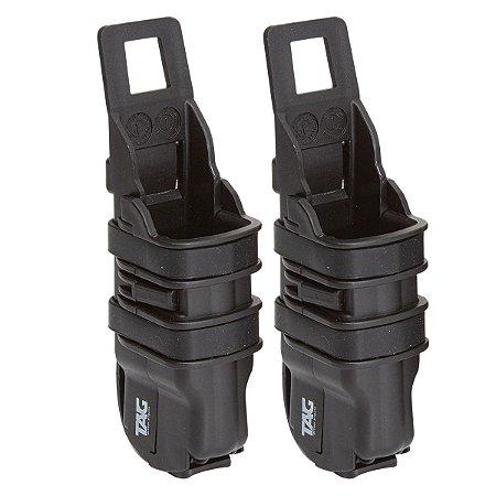 Porta Magazine para Pistola - Fast Mag TGMH-33 Preto