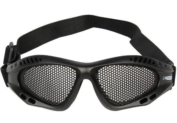 0483feb86de07 Óculos Tático de Proteção - Preto - E G Comércio - Airsoft