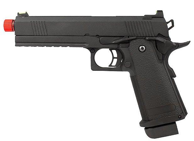 Pistola Airsoft 1911 Hi-Capa Devil 5.1 Rossi GBB 6mm
