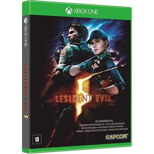 Jogo Capcom Resident Evil 5 - Xbox One