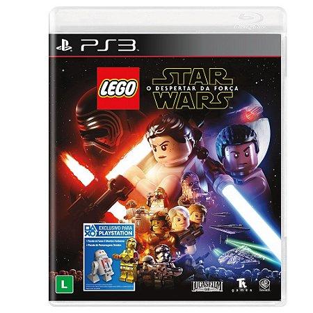 Game Lego Star Wars: O Despertar Da Força - PS3
