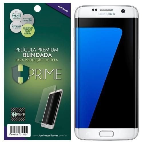 Película Hprime Blindada Curves para Samsung Galaxy S7 Edge