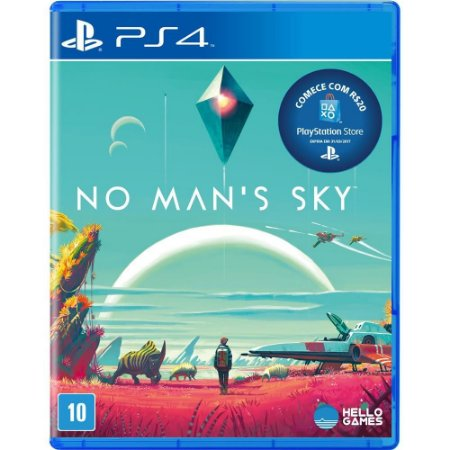 Game No Man's Sky - PS4
