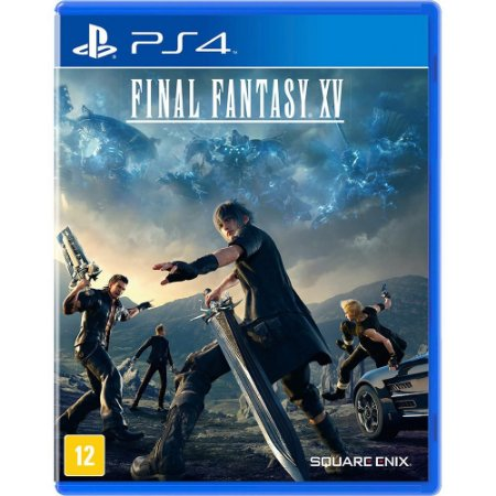 Jogo Final Fantasy XV - Ps4