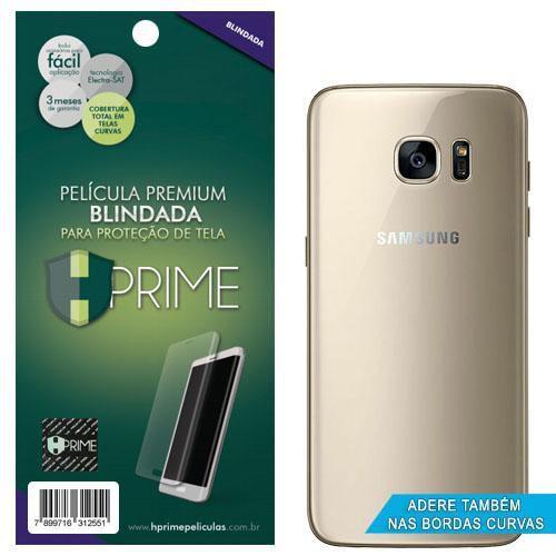 Pelicula Traseira HPrime Samsung Galaxy S7 - VERSO - Curves