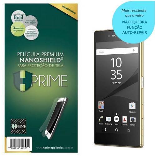 Pelicula Tela HPrime Sony Xperia Z5 Premium NanoShield