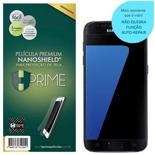 Pelicula Tela Prime Samsung Galaxy S7 NanoShield