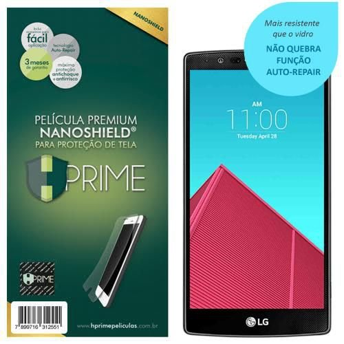 Pelicula Tela HPrime LG G4 NanoShield
