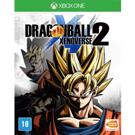Jogo Dragon Ball Xenoverse 2 - Xbox One