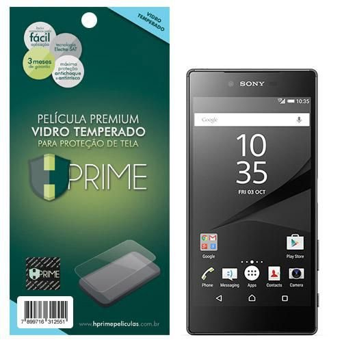 Pelicula HPrime Sony Xperia Z5 - Vidro Temperado